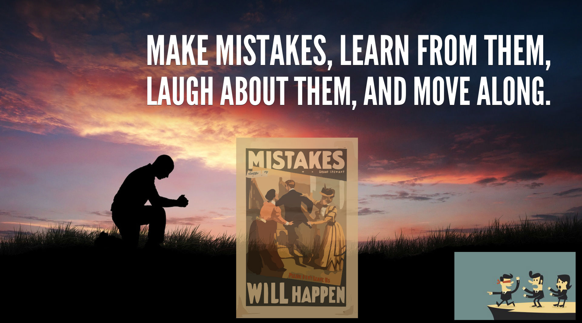 How to Accept Mistakes and Learn from Them (with Pictures)