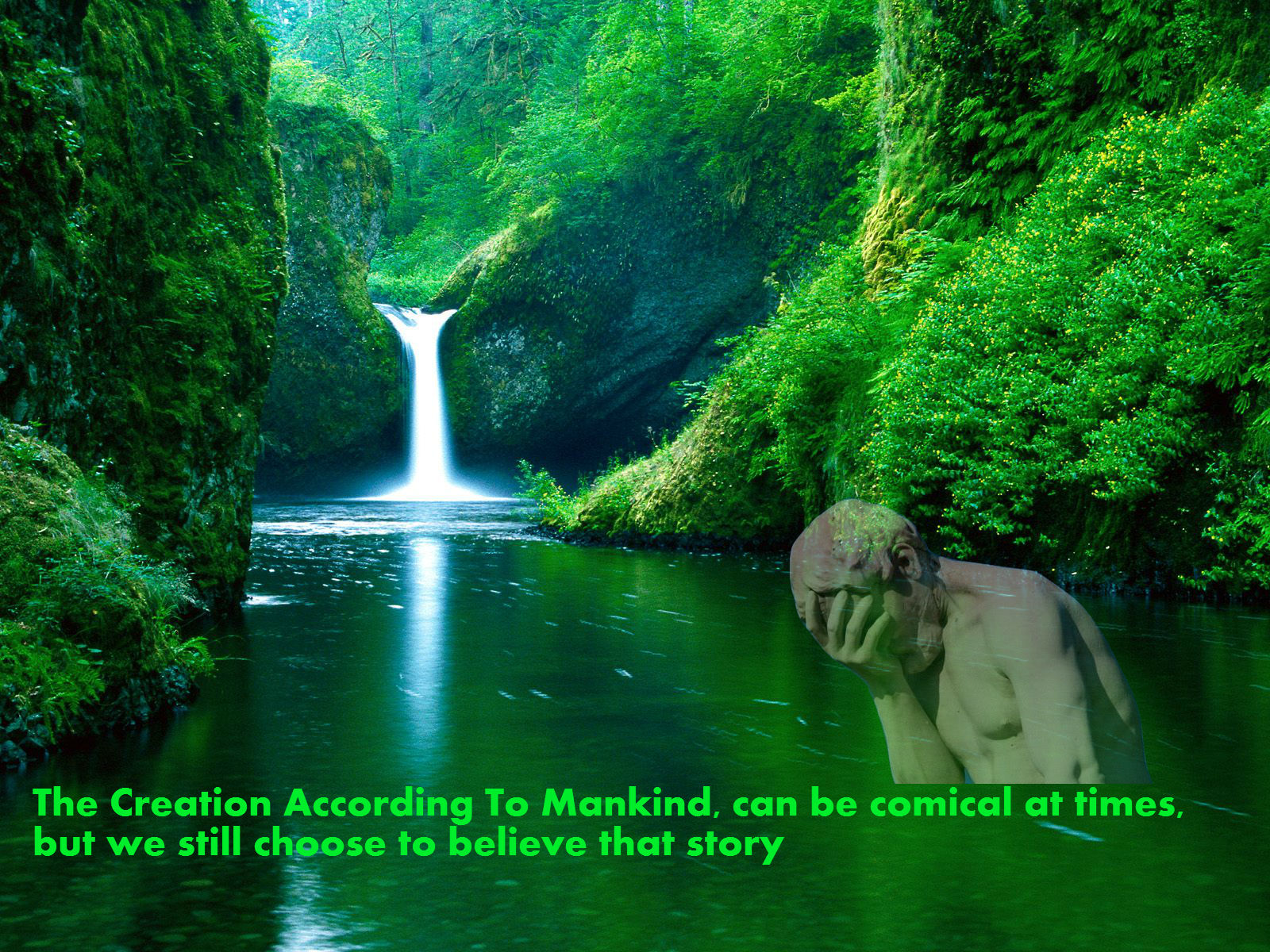 the creation story according to mankind king info life